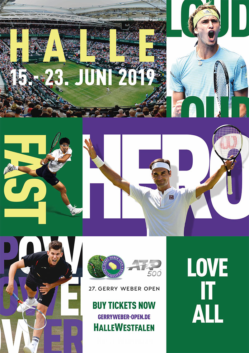 Gerry Weber Open 2019