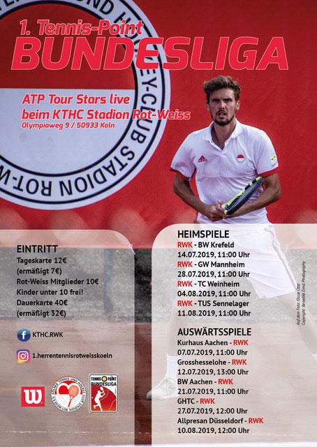 Tennis Bundesliga 2019